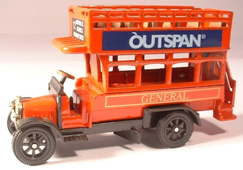 Oxford Diecast Outspan - 1:76 Scale