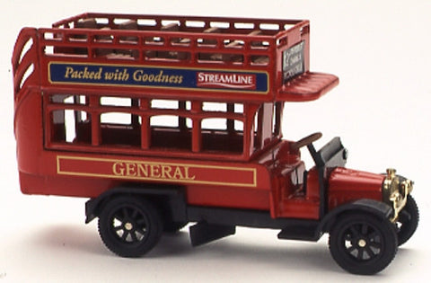 Oxford Diecast Streamline - 1:76 Scale
