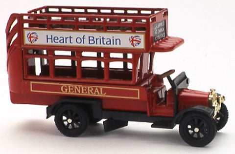 Oxford Diecast Heart of Britain - 1:76 Scale