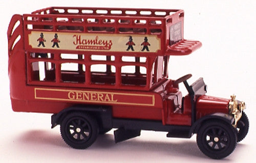 Oxford Diecast Hamleys - 1:76 Scale