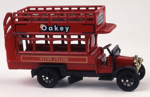 Oxford Diecast Oakey - 1:76 Scale