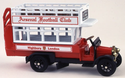 Oxford Diecast Arsenal - 1:76 Scale