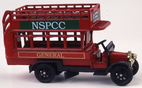 Oxford Diecast NSPCC - 1:76 Scale