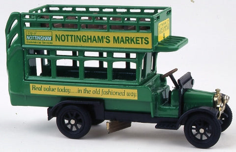 Oxford Diecast Nottingham City Council - 1:76 Scale