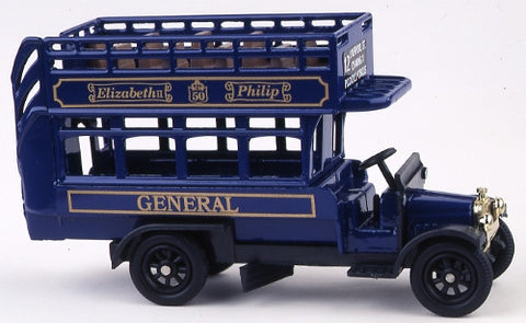 Oxford Diecast Golden Anniversary - 1:76 Scale