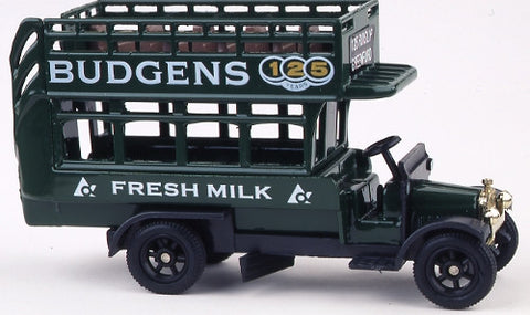 Oxford Diecast Budgens - 1:76 Scale