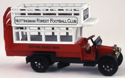 Oxford Diecast Notts Forest - 1:76 Scale