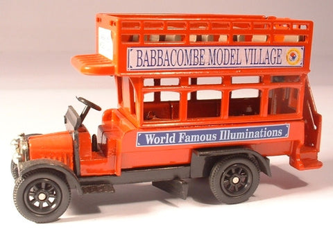 Oxford Diecast Babbacombe - 1:76 Scale