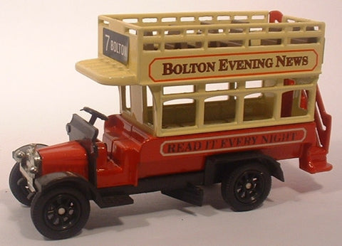 Oxford Diecast Bolton Evening News - 1:76 Scale