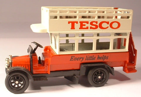 Oxford Diecast Tesco - 1:76 Scale
