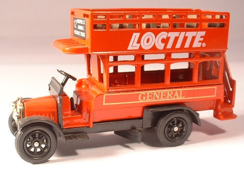 Oxford Diecast Loctite - 1:76 Scale