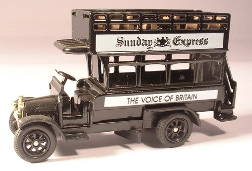 Oxford Diecast Sunday Express - 1:76 Scale