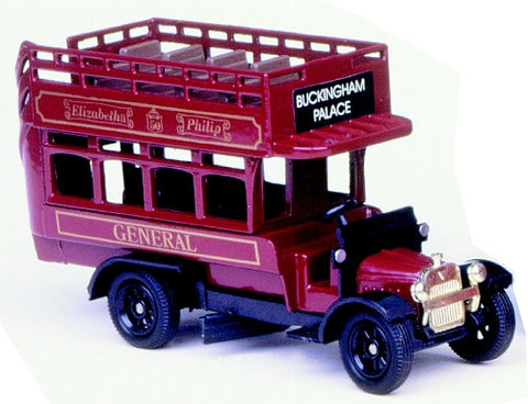 Oxford Diecast Elizabeth & Philip - 1:76 Scale