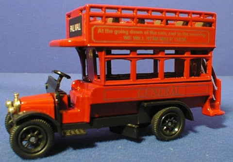 Oxford Diecast British Legion - 1:76 Scale