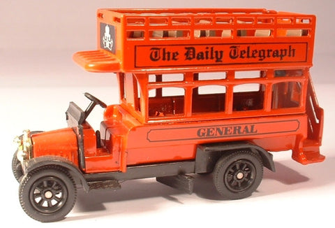 Oxford Diecast Daily Telegraph - 1:76 Scale