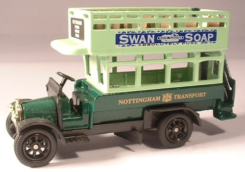 Oxford Diecast Nottingham Transport - 1:76 Scale