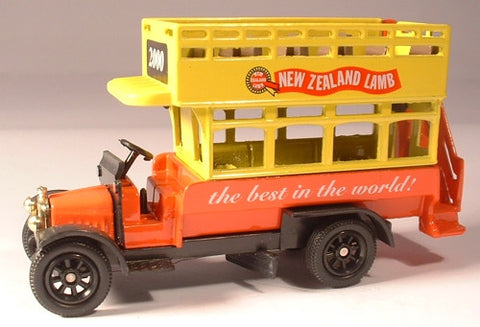 Oxford Diecast New Zealand Bus - 1:76 Scale