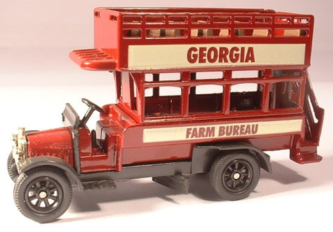 Oxford Diecast Georgia Farm - 1:76 Scale