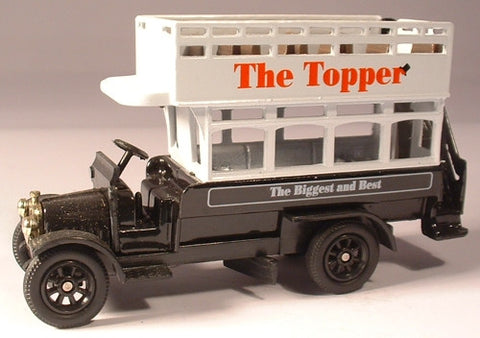 Oxford Diecast Nottingaham Topper - 1:76 Scale