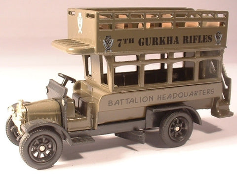 Oxford Diecast Gurkha Army - 1:76 Scale