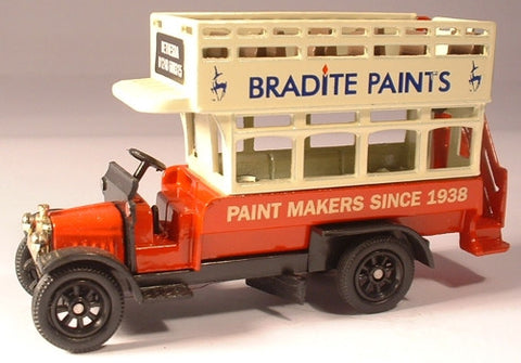 Oxford Diecast Bradire Paints - 1:76 Scale