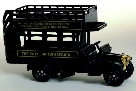 Oxford Diecast British Legion 2001 - 1:76 Scale