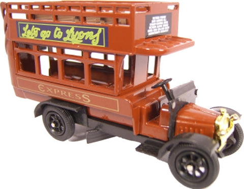Oxford Diecast Lyons - 1:76 Scale