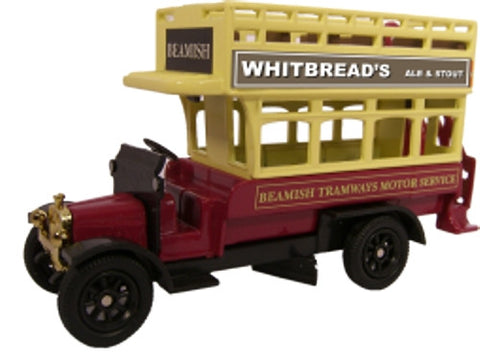 Oxford Diecast Whitbread - 1:76 Scale