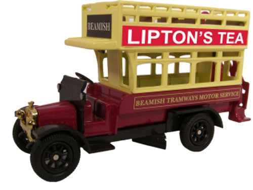 Oxford Diecast Liptons - 1:76 Scale