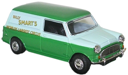 Oxford Diecast Billy Smarts Circus - 1:43 Scale