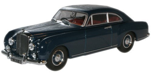 Oxford Diecast Dawn Blue Bentley S1 Continental Fastback - 1:43 Scale