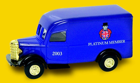 Oxford Diecast PLATINUM 2003