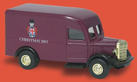 Oxford Diecast XMAS 2003