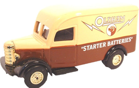 Oxford Diecast Oldham Battery