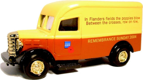 Oxford Diecast Flanders Field