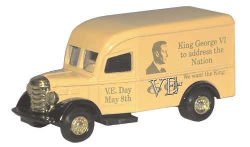 Oxford Diecast VE KING GEORGE