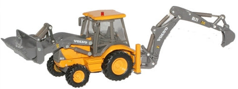 CARARAMA BL71 Backhoe Loader 1:87 - 1:87 Scale - OxfordDiecast
