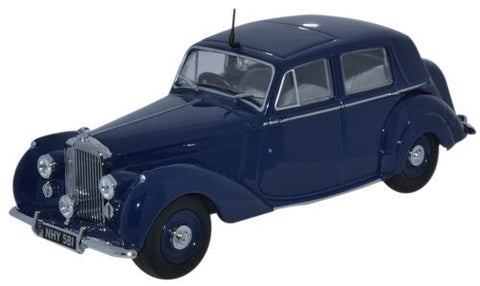Oxford Diecast Bentley MK VI Ivo Peters - 1:43 Scale