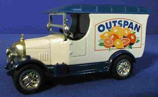 Oxford Diecast Outspan
