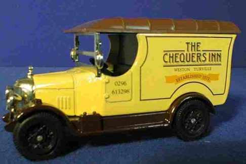 Oxford Diecast Chequers Inn