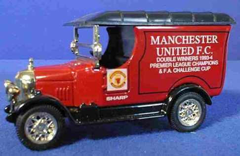 Oxford Diecast Manchester United