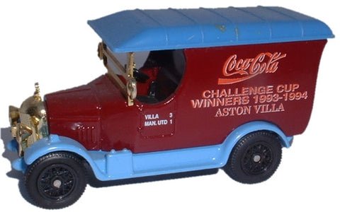Oxford Diecast Aston Villa Coke