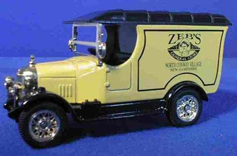 Oxford Diecast ZEBS