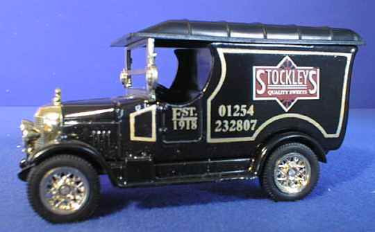 Oxford Diecast Stockleys Sweets