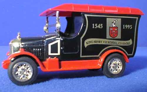 Oxford Diecast King Henry School