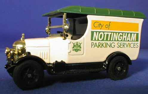 Oxford Diecast Nottingham Council