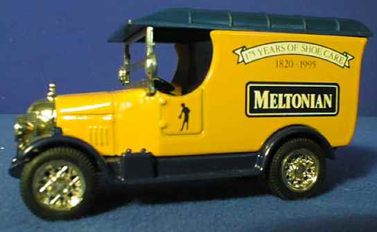 Oxford Diecast Meltonian