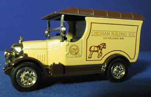 Oxford Diecast Chesham B S