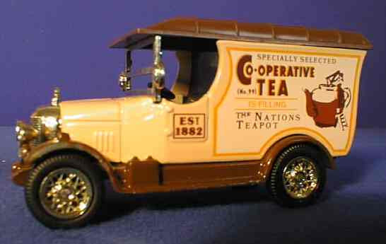 Oxford Diecast Co-op 99 Tea