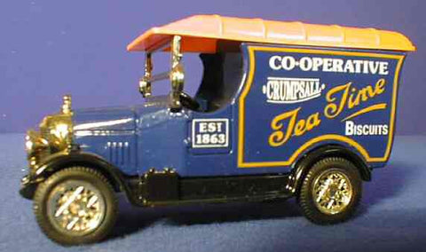 Oxford Diecast Co-op Biscuits